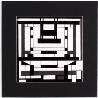 """""""Rectangular Strata"""" by D. Schiller"""