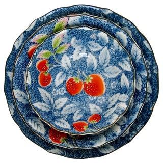 Porcelain Nesting Bowls - Set of 3