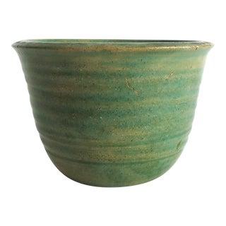 Mid-Century Studio Ceramic Cachepot
