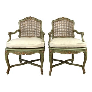19th Century Italian Chairs - A Pair