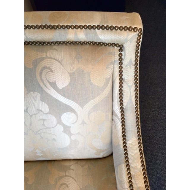 Bernhardt Upholstered Chairs - Pair - Image 6 of 7