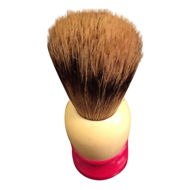 Vintage Shaving Cream Brush - Image 1 of 4