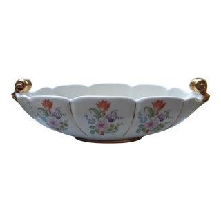 Vintage Abingdon Pottery Console Bowl