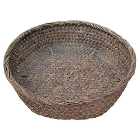 Image of Asian Harvesting Basket