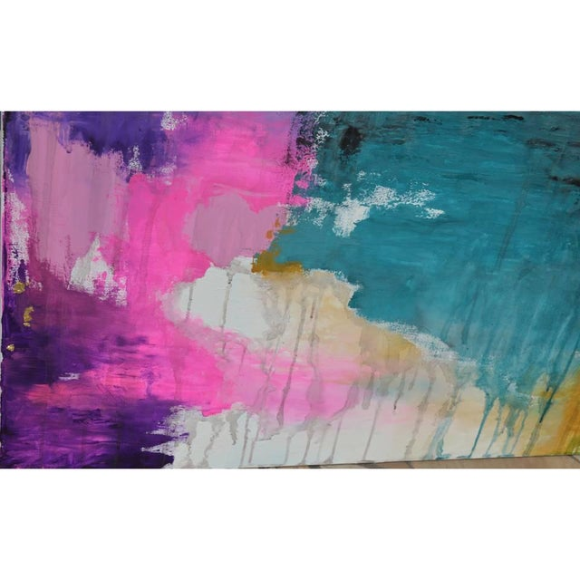 Contemporary Abstract Painting by Mistie House - Image 2 of 10