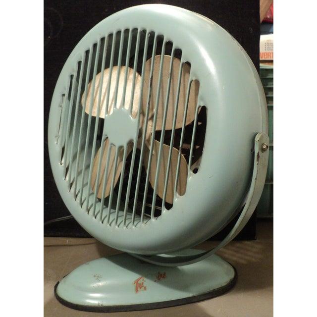Vintage Lasko Model #52 Moveable Fan - Image 3 of 9