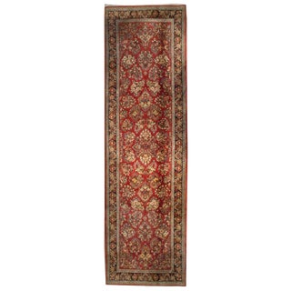 Early 20th Century Sarouk Runner
