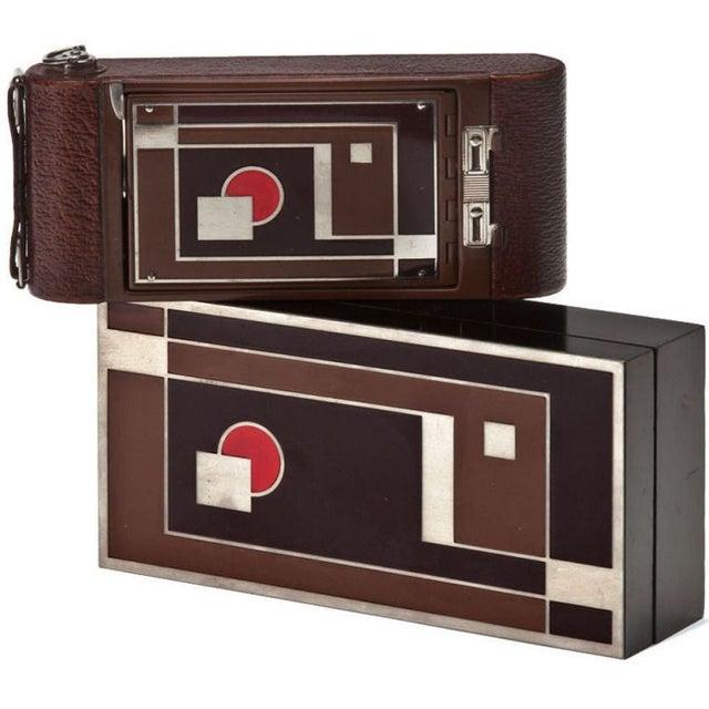 "Image of Rare Walter Dorwin Teague Kodak ""1A Gift"" Camera"