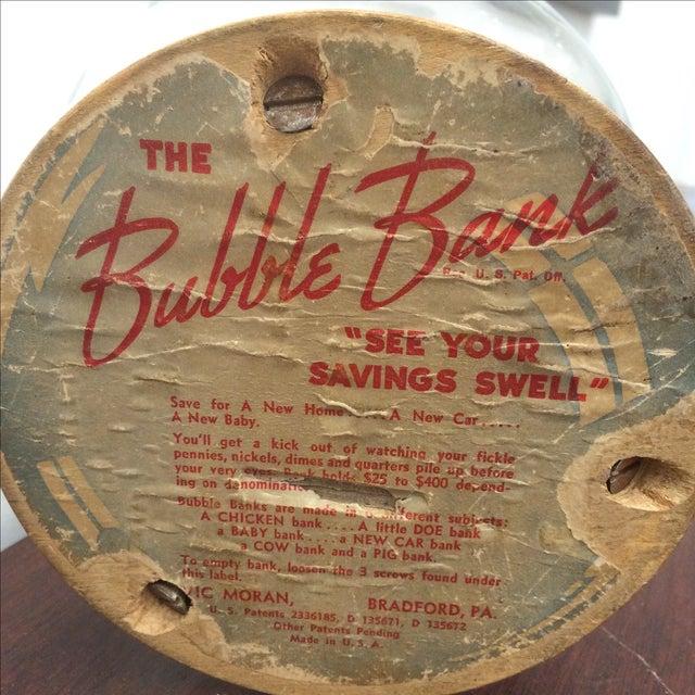 Bank - Vintage Bubble Bank - Image 5 of 5