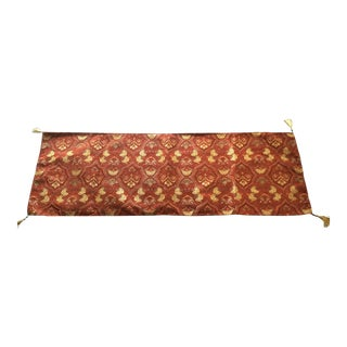 "Authebtic Turkish Motif 54""x 18.5"" Table Runner"