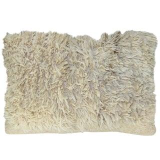 Lumbar Tulu Carpet Pillow