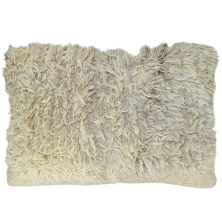 Lumbar Tulu Carpet Pillow