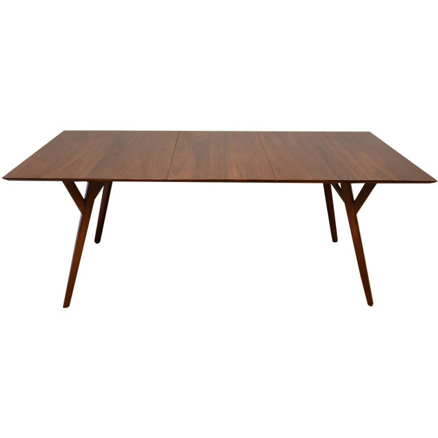 Walnut Dining Table - Image 1 of 11