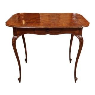 Antique French Tea Table