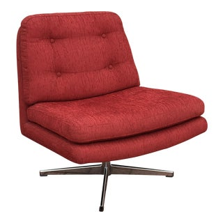 Mid-Century Modern Swivel Chair