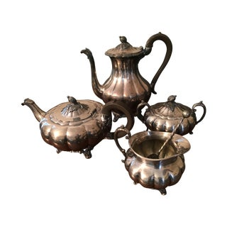 Sheffield Design Tea And Coffee Set