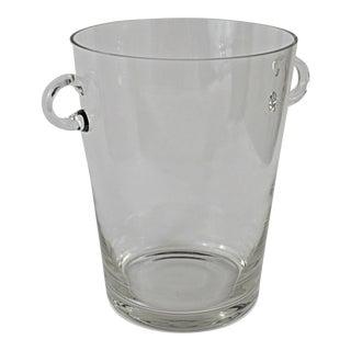 Handblown Glass Champagne Bucket