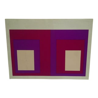 """Limited Numbered (1/25) Signed Print """"Opposite"""" by Garrick"""