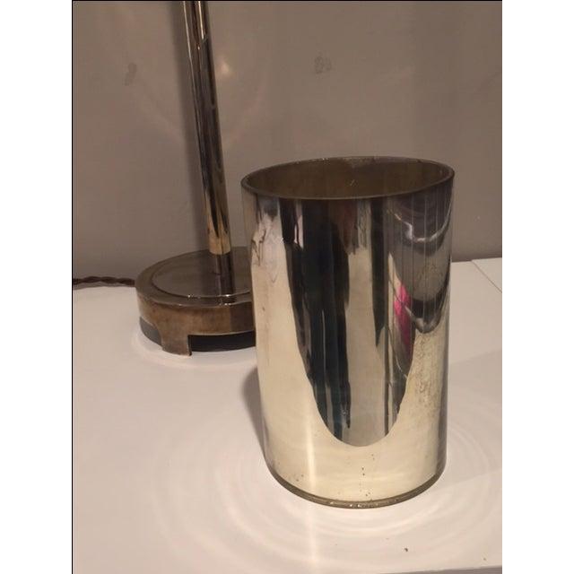 Baker Tyler Hurricane Buffet Lamps - A Pair - Image 3 of 3