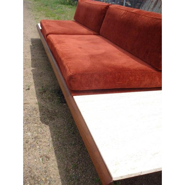 Adrian Pearsall Style Platform Sofa Chairish