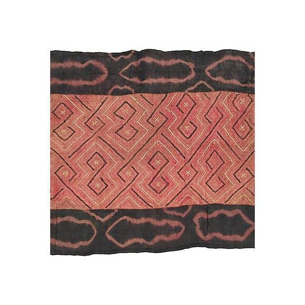 African Kuba Cloth - Image 2 of 6