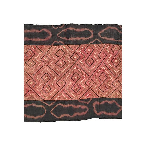 Image of African Kuba Cloth