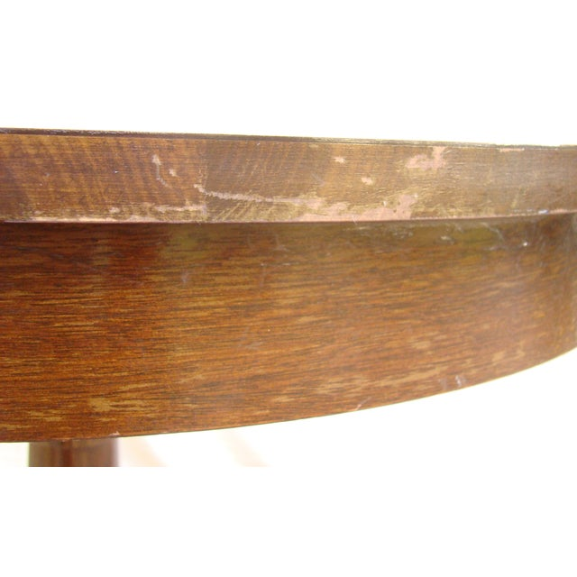 Early 20th Century Drum Table - A Pair - Image 4 of 11