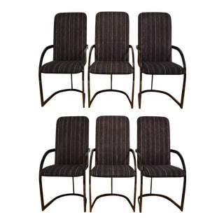 DIA Metallic Dining Chairs - Set of 6