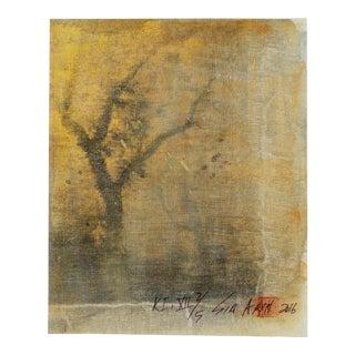 """Contemporary """"KI.VII"""" Tree Print"""
