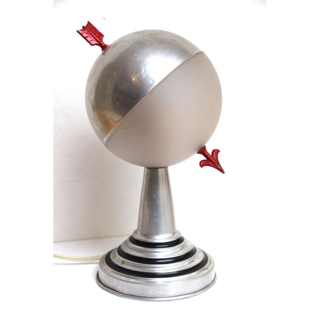 Armillary Sphere Table Lamp - Image 2 of 7