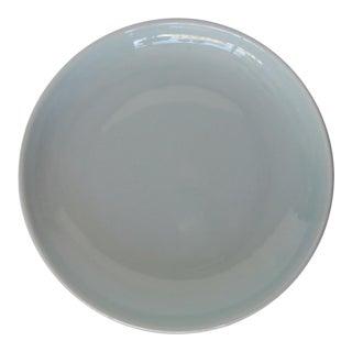 Celadon Porcelain Shallow Bowl