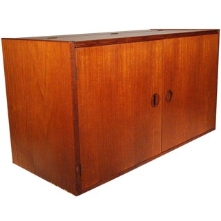 H.G. Furniture Danish Teak Floating Wall Unit