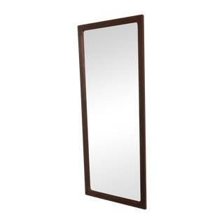 Aksel Kjersgaard Danish Modern Teak Wall Mirror