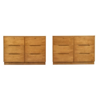Pair of Alvar Aalto Cabinets