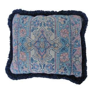 Vintage Oriental Rug Pillow
