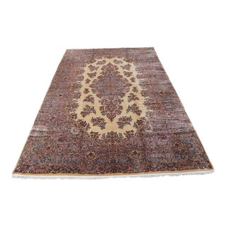 Traditional Floral Rug - 11′4″ × 17′10″
