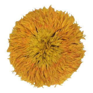 Boho Juju Yellow Hat Wall Decor