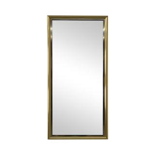 Nielsen Mid-Century Modern Brushed Brass Mirror