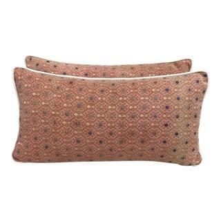 Hmong Tribal Woven Pillows- A Pair
