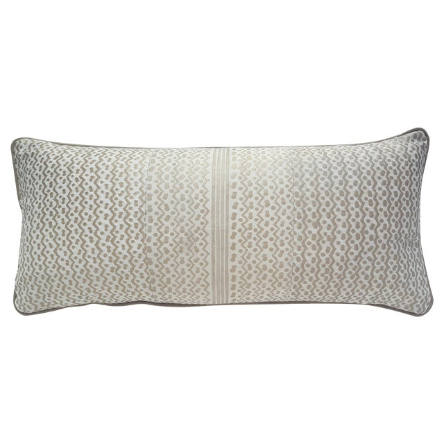 """Fortuny """"Tapa"""" Pillow - Image 1 of 3"""