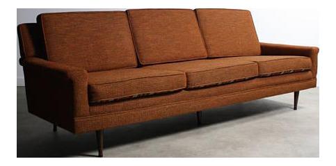Vintage Used Milo Baughman Furniture Lighting