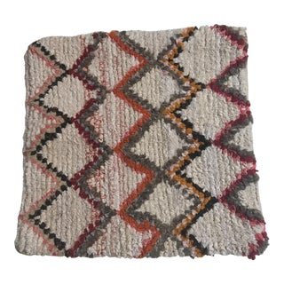 Moroccan Wool Pillow