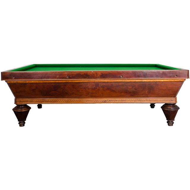 Image of Billiards Table
