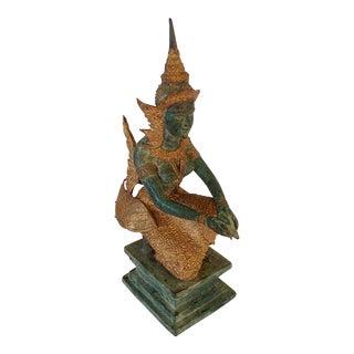 Thai Kinnari Figure
