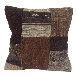 Antique Turkisk Kilim Pillow