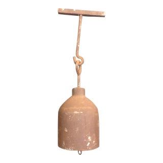 Vintage Industrial Metal Bell