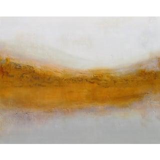 """Gold Rush"" Original Abstract Painting"