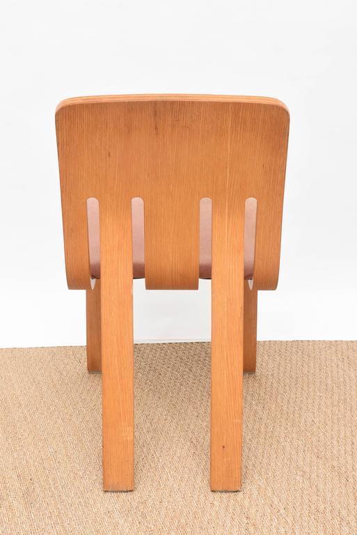 Thonet Bent Plywood Chairs - Set of 4 - Image 7 of 10  sc 1 st  DECASO & Lovely Thonet Bent Plywood Chairs - Set of 4 | DECASO islam-shia.org