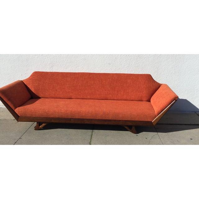 Image of Adrian Pearsall Gondola Sofa