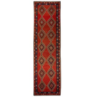 Early 20th Century Persian Kilim Runner
